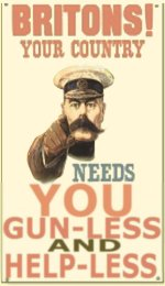 Your Country Needs You [helpless]!